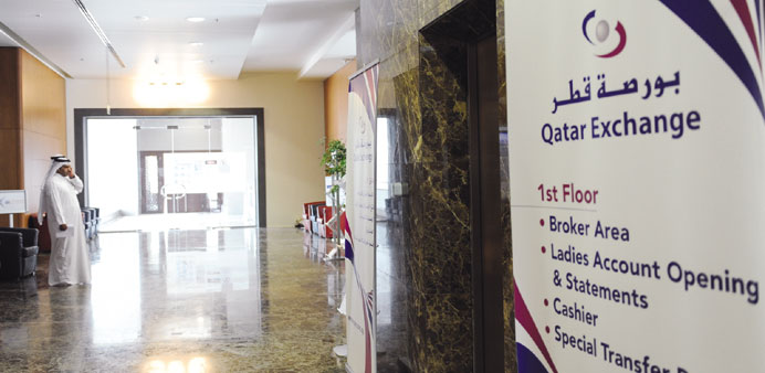 Heavy profit-booking drags Qatar shares down
