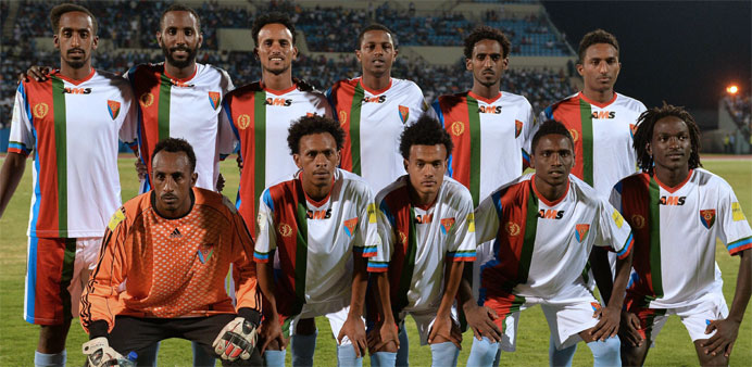 Eritrea national football team players