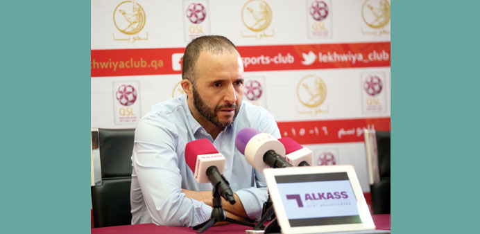 Qatar's Lekhwiya drawn in Group B with Saudi's Al Nassr