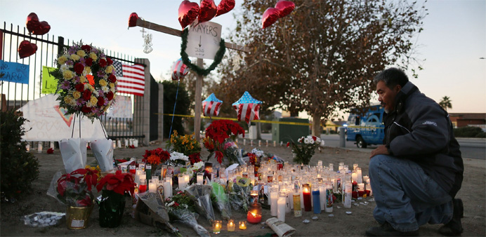 'We feel ashamed': Pakistani relatives of California shooter