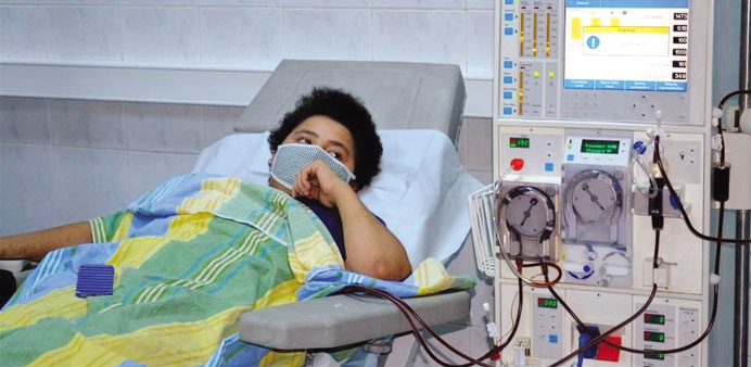 Libyan healthcare on life support