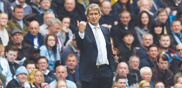 Pellegrini ready to deliver after extending deal