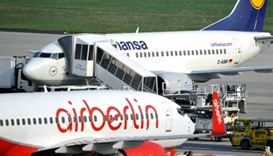 Lufthansa to decide on Air Berlin lease deal this month