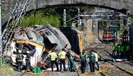 Speeding 'most likely' caused Spanish train crash
