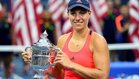 US Open champion Kerber turns dreams into reality