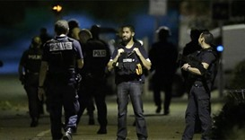 French police arrest 15-year-old suspected of planning attack