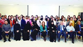PHCC organises training course for school nurses