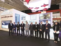 Capabilities of Es'hail-1 highlighted at exhibition