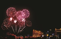 Doha in the grip of Eid festivities
