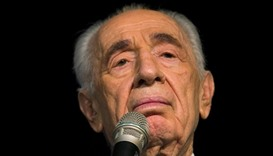 Israel's Peres in critical condition after 'major' stroke