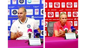 Special derby game against Arabi, says Sailiya coach Trabelsi
