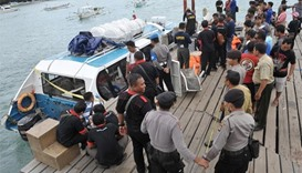 Austrian woman among two killed in Indonesian ferry blast