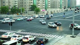 Relief for drivers after Civil Defence intersection opens