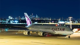 Qatar Airways starts flying A380 to Sydney