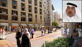 Msheireb Downtown Doha project makes rapid progress