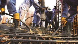 Construction workers seek labour officials' intervention