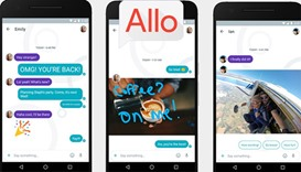 Google launches allo, bets on AI to spice up chats