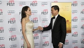 'Brangelina' waxworks separated at Madame Tussauds