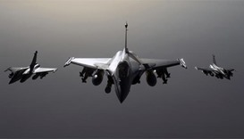 Indian cabinet approves Rafale fighter jets deal