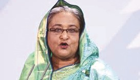 Hasina rules out mid-term poll
