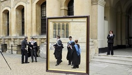 Oxford ranked as world's top university