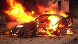 Opposition 'minister' among 12 dead in Syria car bomb