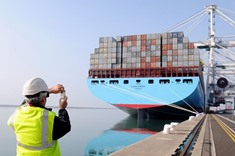 Maersk alters course with freight and energy split