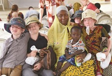 Over 100 attacks on albinos since 2014 in Mozambique: UN