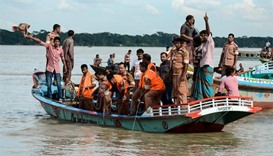 Death toll in Bangladesh boat sinking climbs to 24