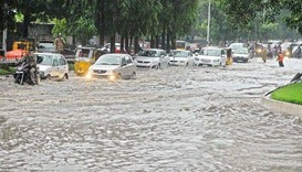 Residents evacuated amid floods in Indian IT city Hyderabad