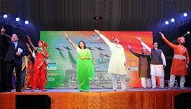 Indian community celebrates Independence Day with cultural fiesta