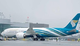 Oman Air disables inflight maps over 'Persian' name