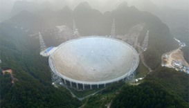 The Five-hundred-metre Aperture Spherical Radio Telescope (FAST)
