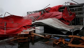 Third typhoon of the month hits Taiwan, 32 injured
