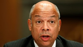 Department of Homeland Security Secretary Jeh Johnson