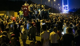 32,000 suspects arrested in Turkey coup probe