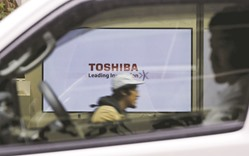 Toshiba more than doubles profit outlook for H1 as yen drives sales