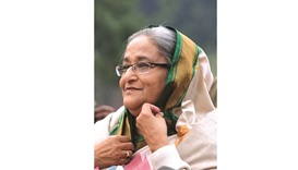 Hasina cancels birthday events to honour writer