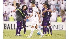 Al Ain in command but Jaish's away goal could prove costly