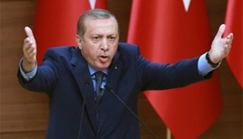 Erdogan says to extend Turkey's emergency rule