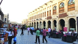Wakrah souq expects brisk business as weather improves
