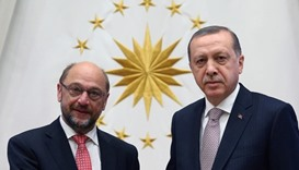 Turkey, EU seek to reset relations after coup, visa row