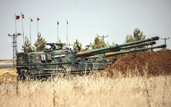Turkey opens a new front in Syria attack