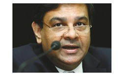 Patel takes charge at RBI with eye on inflation