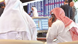 Selling pressure from domestic institutions drags QSE below 9,700 level