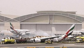 Wind shear a factor in Dubai crash, report suggests