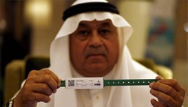 Haj pilgrims get ID bracelets after deadly stampede
