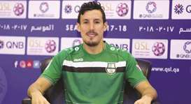 Spanish attacker raring to go with Ahli