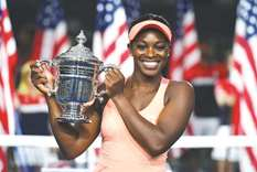 Stephens marvels at money and the journey to glory