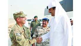 Qatar-US efforts to combat terrorism, strong ties stressed